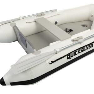 Nieuwe rubberboot quicksilver