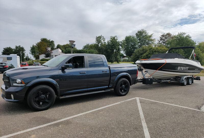 Boot transport